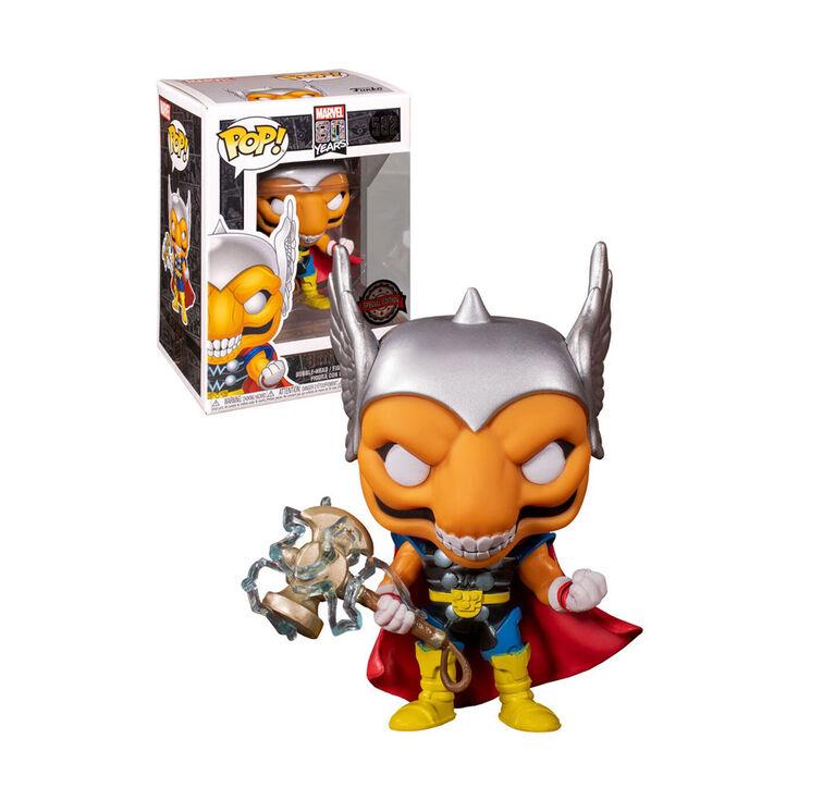 Figurine en Vinyle Beta Ray Bill par Funko POP! Marvel Comics - Notre exclusivité