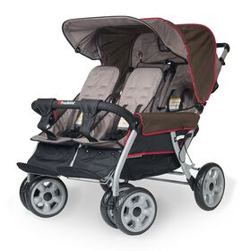 Foundations LX Four Passenger Stroller - EarthScape