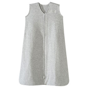 HALO SleepSack wearable blanket - Solid Grey - Cotton - Small