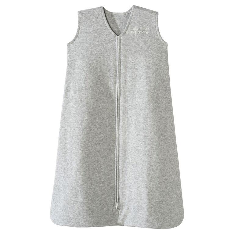 HALO SleepSack wearable blanket - Solid Grey - Cotton - Small