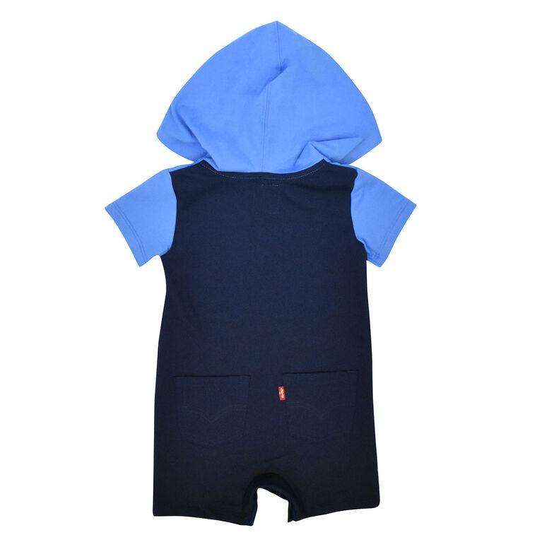 Levis Barboteuse - Bleu, 18 mois