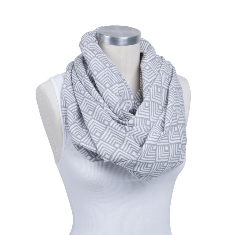 Bebe au Lait Pure and Simple Nursing Scarf - Portola