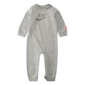 Nike Combinaison - Gris, 6 mois
