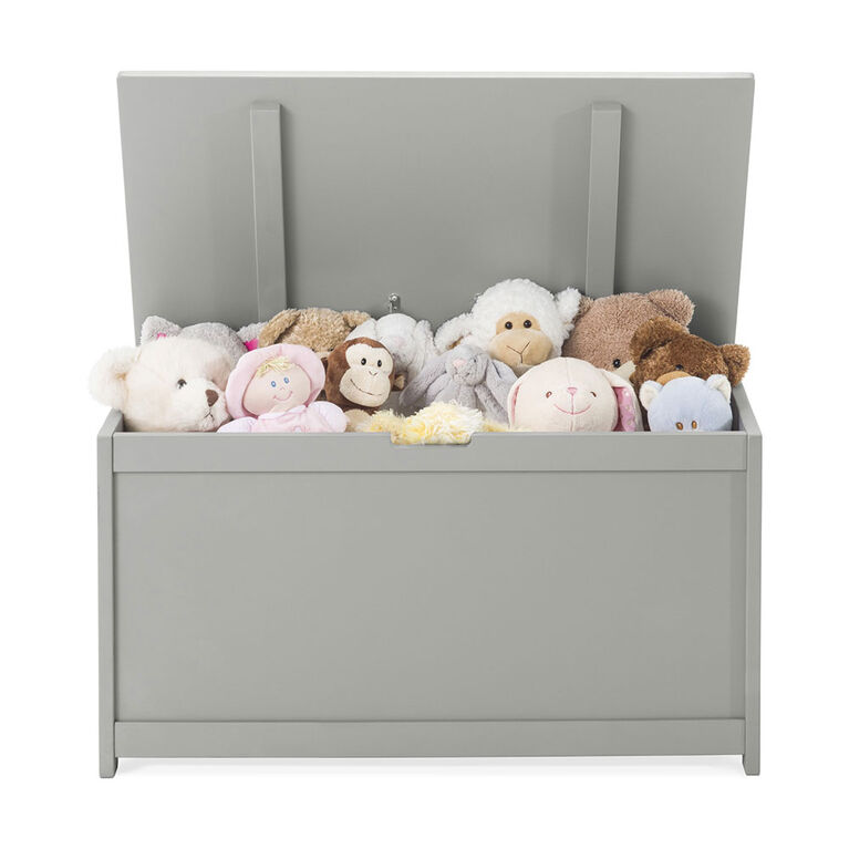 Forever Eclectic by Child Craft - Harmony Toy Chest - Cool Gray