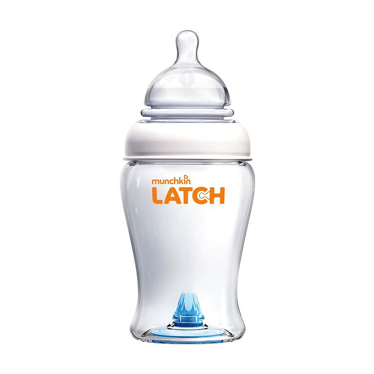 Munchkin - Biberon LATCH, 237 ml.