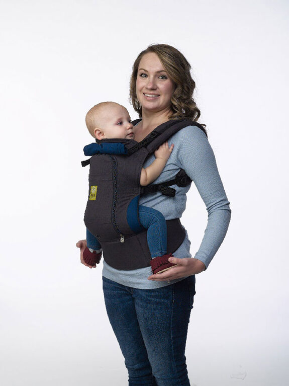 LILLEbaby Fundamentals All Season Carrier - Steel
