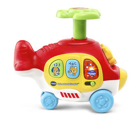 VTech Spin & Go Helicopter - English Edition