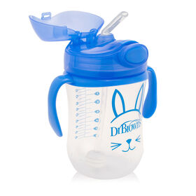 Baby's First Straw Cup, 9oz - Blue