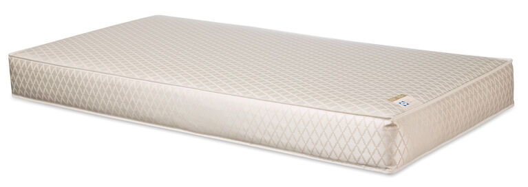 Sealy OmniPedic Naturale Soy Memory Foam 2-Stage Crib Mattress
