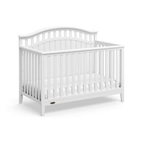 Graco Harper 4-in-1 Convertible Crib - White.