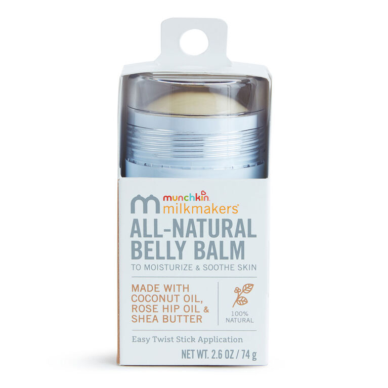 MilkMakers All Natural Belly Balm - Édition anglaise