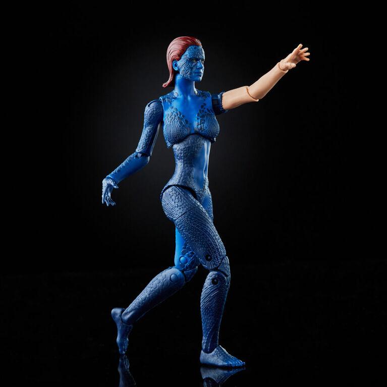 Hasbro Marvel Legends Series X-Men 6-inch Collectible Marvel's Mystique Action Figure Toy