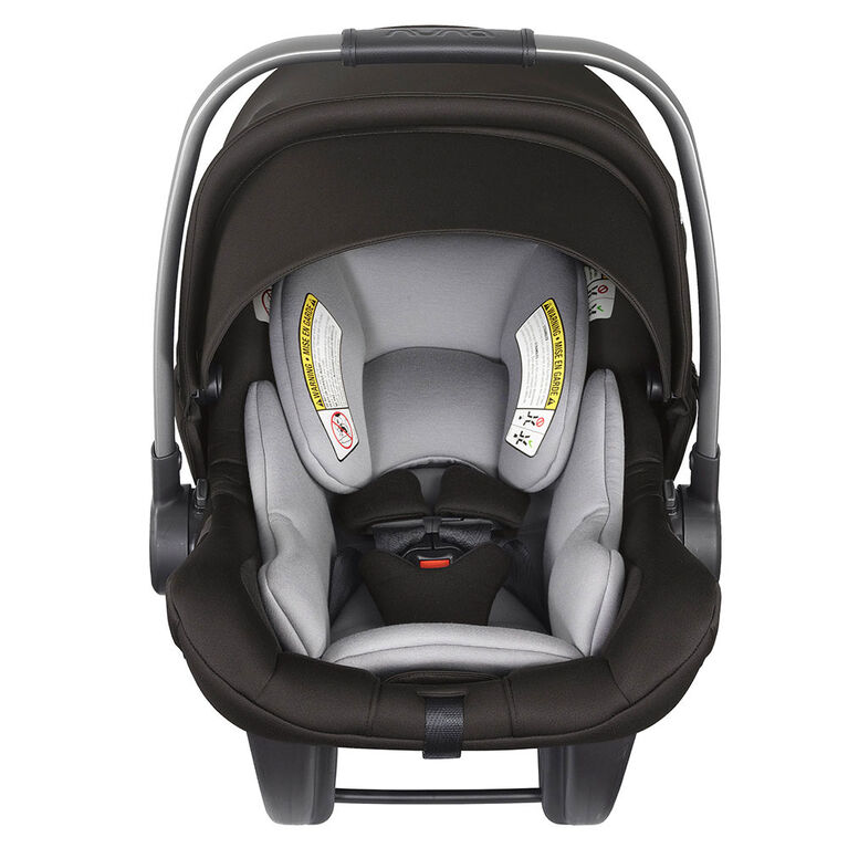 Nuna PIPA Lite LX Infant Car Seat - Caviar