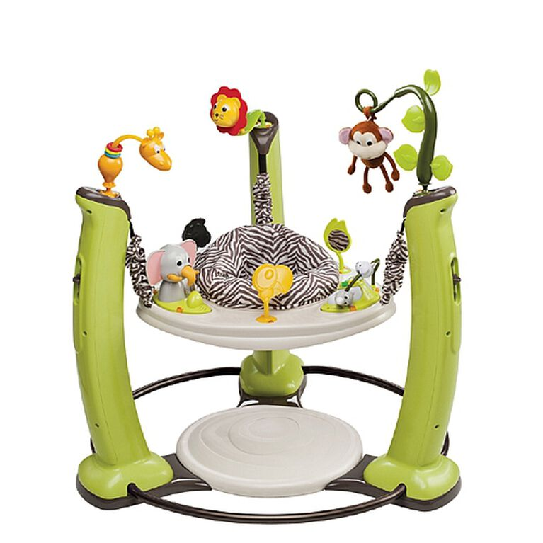 Evenflo Exersaucer Jump & Learn - Quête du Jongle.