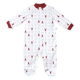 Pyjama en tricot - Chevreuil, 6 Mois Perlimpinpin.