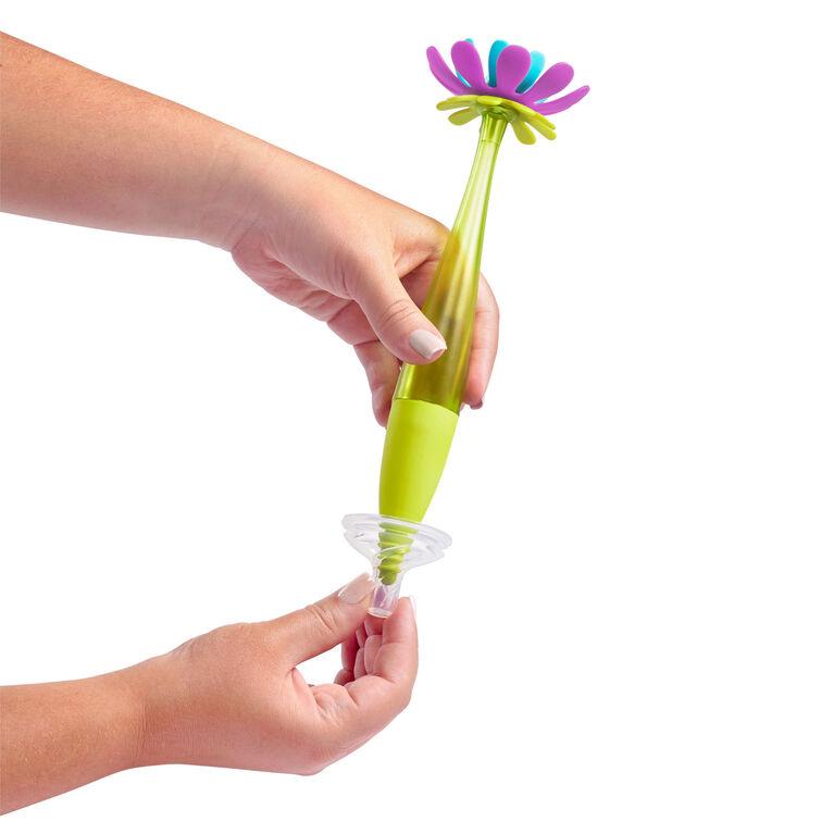 Boon Forb Soap Dispensing Bottle Brush