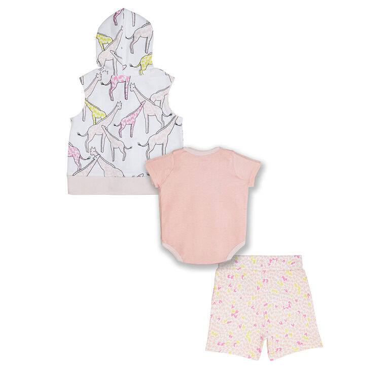 earth by art & eden Bardot 3-Piece Set- 3 months