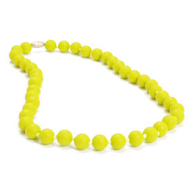 Chewbeads Jane Necklace - Chartreuse