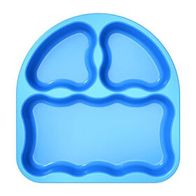 First Essentials by NUK™ Tri-Suction Plates, Assorted Colors, 2-Pack