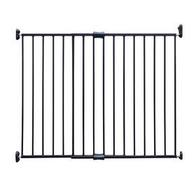 Bily Expandable Metal Gate - Bronze