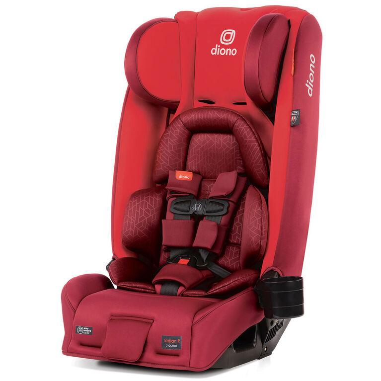 Diono Radian 3RXT siège d'auto convertible tout-en-un - Red Cherry