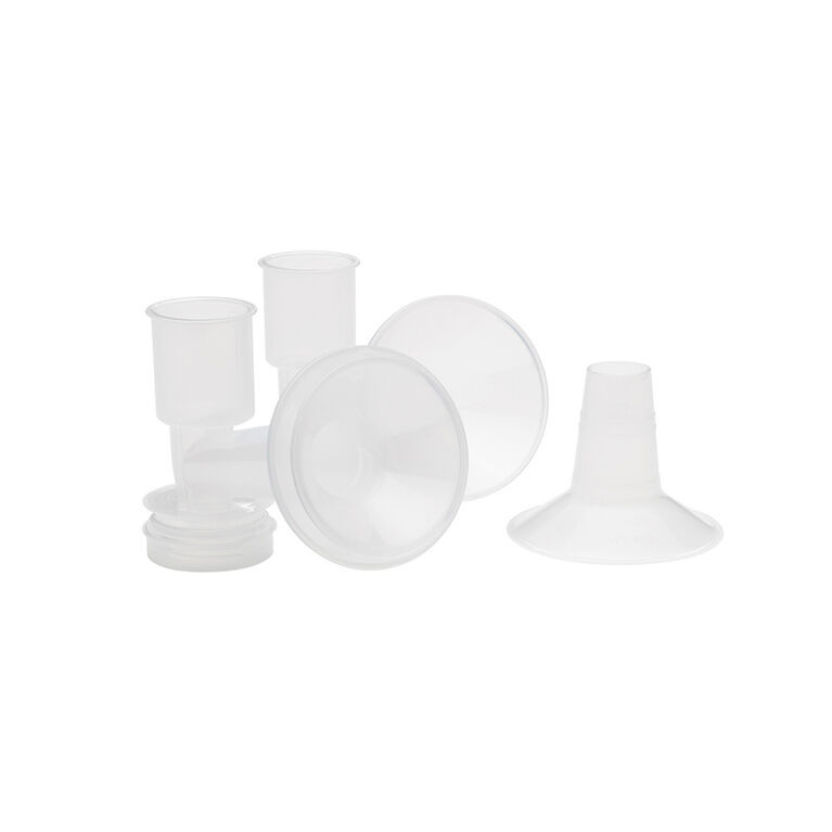 Ameda CustomFit Breast Flanges M/L