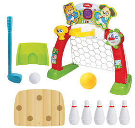 Imaginarium Baby - Centre de sports 4-en-1