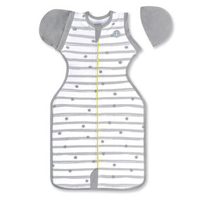 Sleëp- 3 In 1 Convertible Swaddle- Small