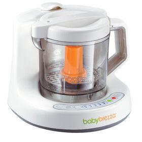 Baby Brezza - Robot tout-en-un pour la préparation des aliments pour bébés.