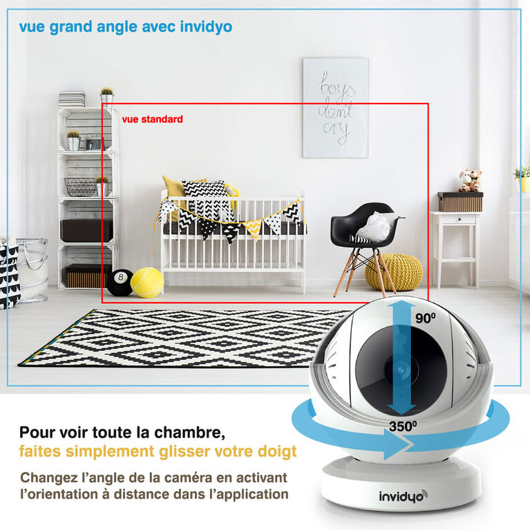 Invidyo Video Baby Monitor