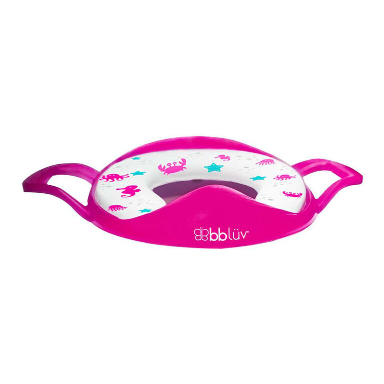bblüv Pöti Toilet Seat - Pink