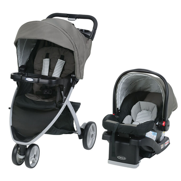 Graco Pace Click Connect Travel System - Pipp