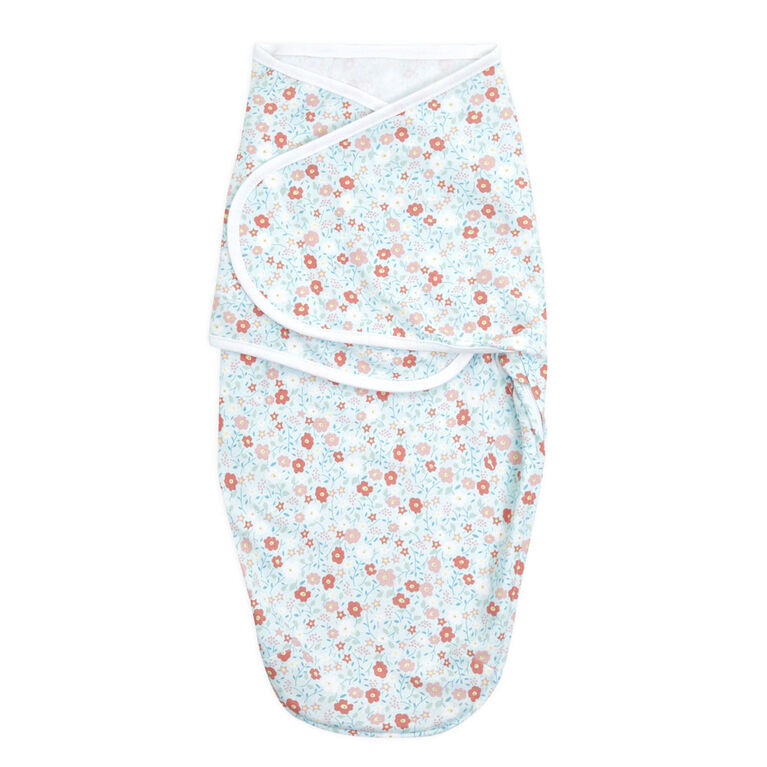 Aden + Anais Fairy Tale Flower 3 pack  Wrap Swaddle 0-3 mois