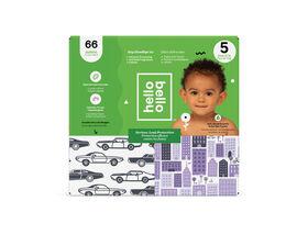 Hello Bello - Club Diaper Cars/City - Size 5