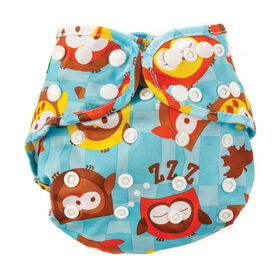 Bumkins Diaper Cover - Owls