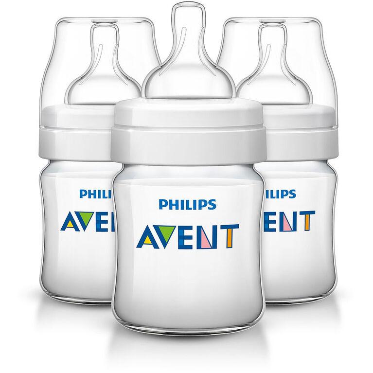 Biberon Anti-colique Philips AVENT, 125 ml, 3 pq.