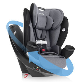 Gold Revolve All-In-1 Car Seat - Moonstone