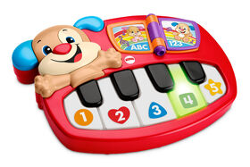 Fisher-Price Laugh & Learn Puppy's Piano - French Edition