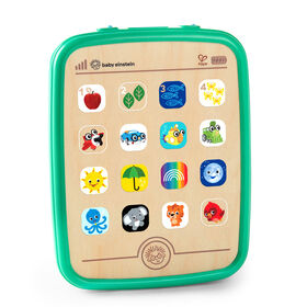 Magic Touch Curiosity Tablet Wooden Musical Toy