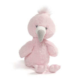 Baby GUND, Peluche flamant rose Baby Toothpick - Rose
