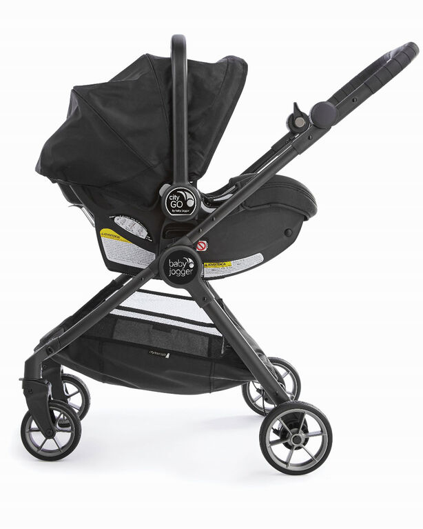 Baby Jogger City Tour Lux - Granite