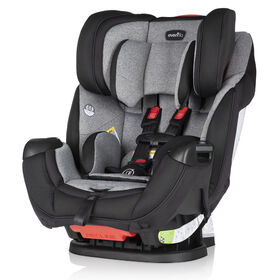 Evenflo Symphony DLX All-in-One Car Seat - Ashland Grey - R Exclusive