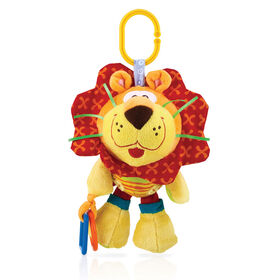 Nuby Buggy Buddy - Lion