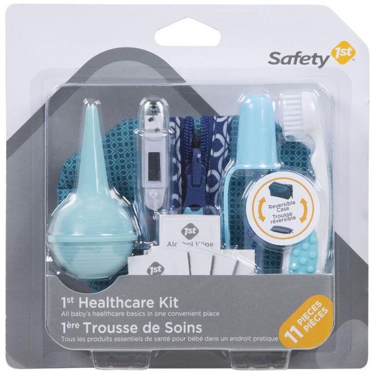 Première trousse de soins de Safety 1st - Arctic Blue.