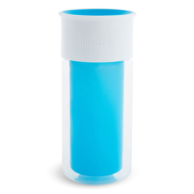 Munchkin - Miracle 360 Insulated Sippy Cup - BLUE