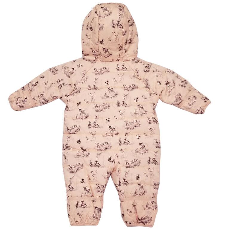 Ensemble de neiges Bambi pour bébé filles 24 mois