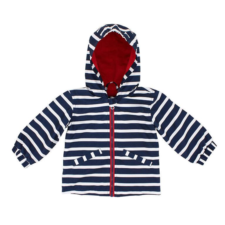 Veste Tendance Bébé Garçon de Northpeak - Blue Marine Rayé - 12 mois