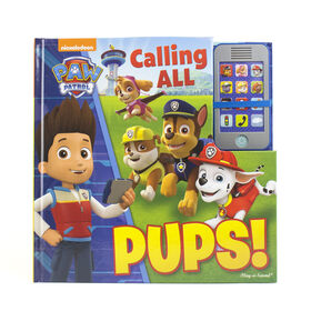 My Own Phone Mini Deluxe Paw Patrol