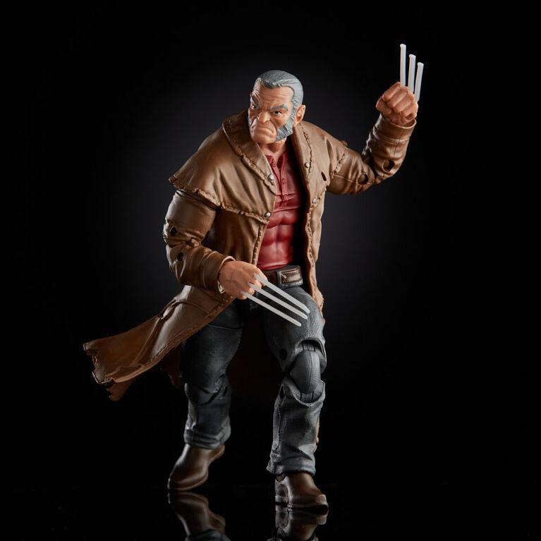 Hasbro Marvel X-Men Series Marvel's Hawkeye and Marvel's Logan