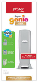 Playtex Diaper Genie Elite - Grey